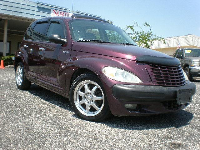 2002 Chrysler Pt Cruiser Limited For Sale In Fort Worth