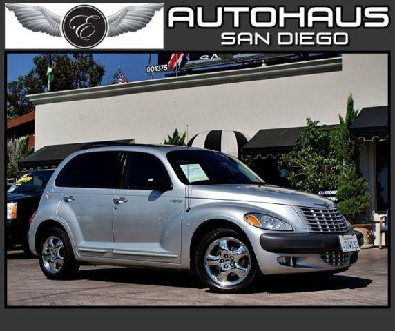 2002 Chrysler PT Cruiser Limited For Sale In San Diego