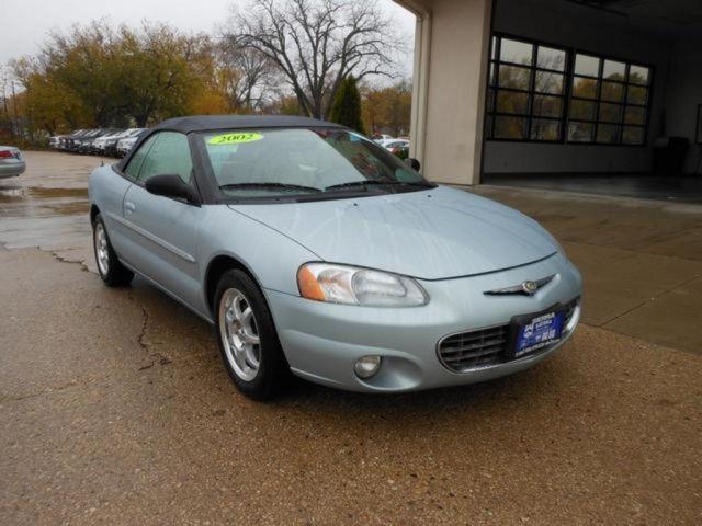 2002 chrysler sebring limited for sale in ottawa illinois for Sierra motors ottawa il