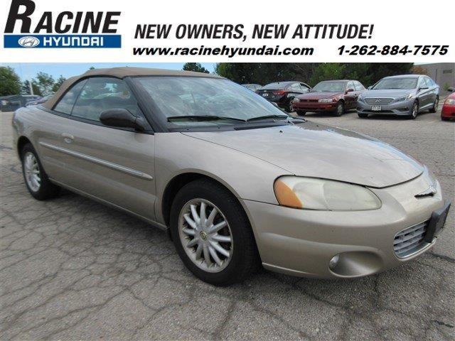 2002 chrysler sebring lxi lxi 2dr convertible for sale in. Black Bedroom Furniture Sets. Home Design Ideas