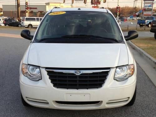 Georgia Emissions Test >> 2002 Chrysler Town & Country Minivan/Van LXi for Sale in ...