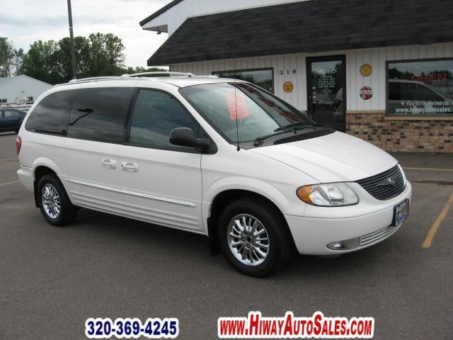 2002 chrysler town country limited for sale in pease minnesota. Cars Review. Best American Auto & Cars Review