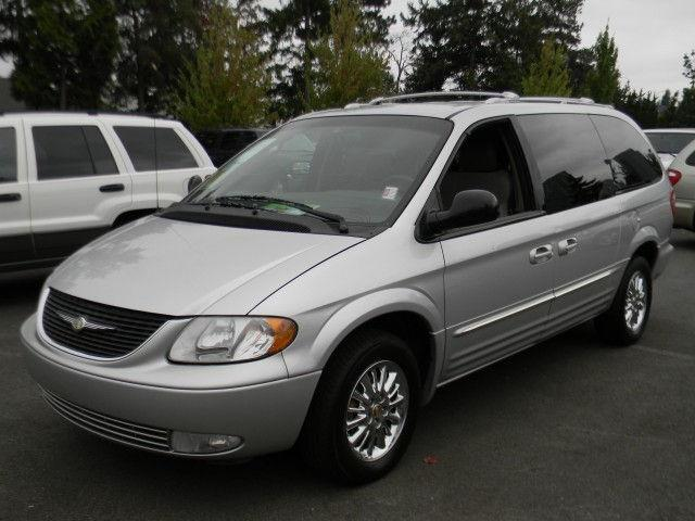 2002 chrysler town country limited for sale in bellevue washington classified. Black Bedroom Furniture Sets. Home Design Ideas
