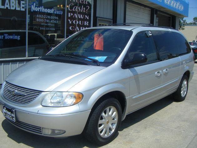 2002 chrysler town country lx for sale in wynot nebraska classified. Cars Review. Best American Auto & Cars Review