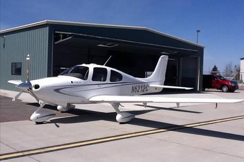 2002 cirrus sr22 airplane for sale in yankton south