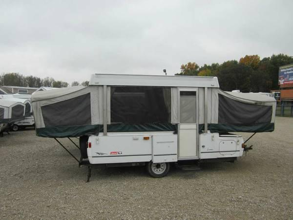 2002 coleman appear camping trailer laramie for sale in big lake indiana classified. Black Bedroom Furniture Sets. Home Design Ideas