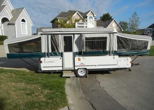 2002 Coleman Bayside for Sale in Jackson, Michigan ...