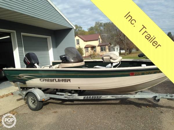 crestliner sportfish Boats, Yachts and Parts for sale in Minnesota on
