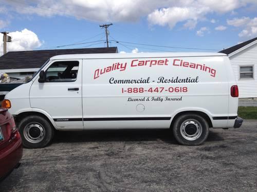 2002 Dodge 2500 Series Carpet Cleaning Van For Sale In Salt