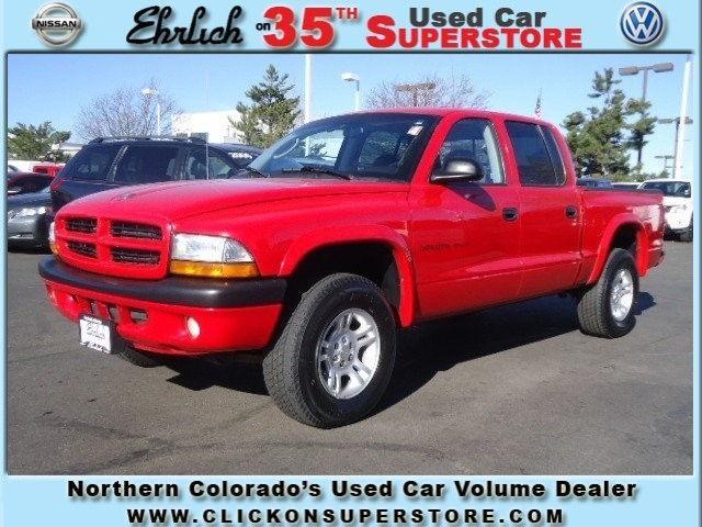 2002 Dodge Dakota Sport For Sale In Greeley Colorado
