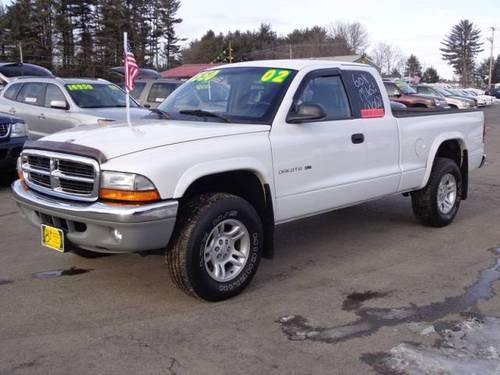 2002 dodge dakota truck for sale in rochester new hampshire classified. Black Bedroom Furniture Sets. Home Design Ideas