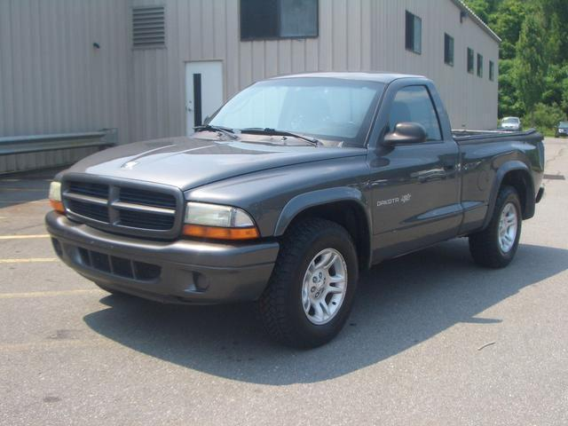 2002 dodge dakota for sale in brattleboro vermont classified. Black Bedroom Furniture Sets. Home Design Ideas