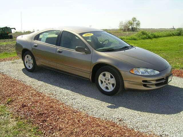 2002 Dodge Intrepid SE