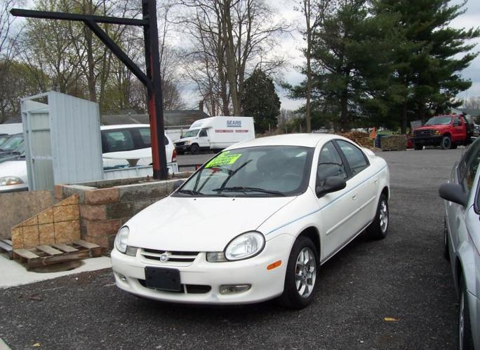 2002 dodge neon for sale in mount morris new york. Black Bedroom Furniture Sets. Home Design Ideas