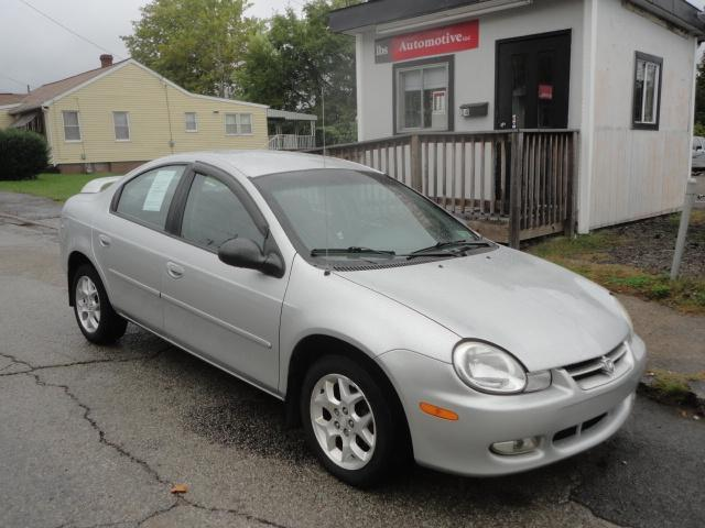 2002 dodge neon es for sale in uniontown pennsylvania. Black Bedroom Furniture Sets. Home Design Ideas