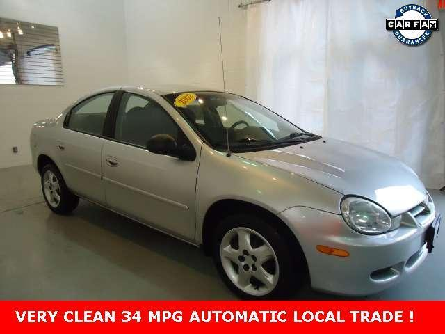 2002 dodge neon se for sale in west bend wisconsin. Black Bedroom Furniture Sets. Home Design Ideas