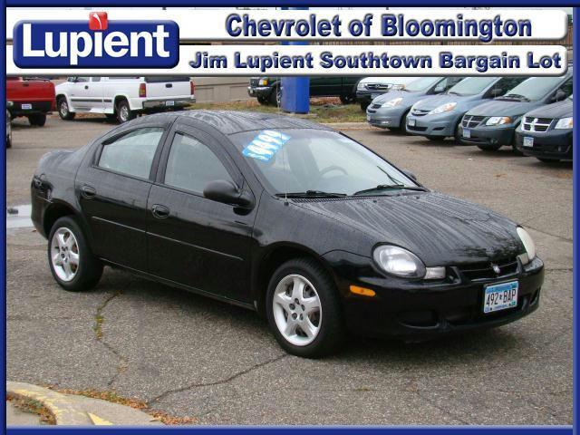 2002 dodge neon se for sale in bloomington minnesota. Black Bedroom Furniture Sets. Home Design Ideas