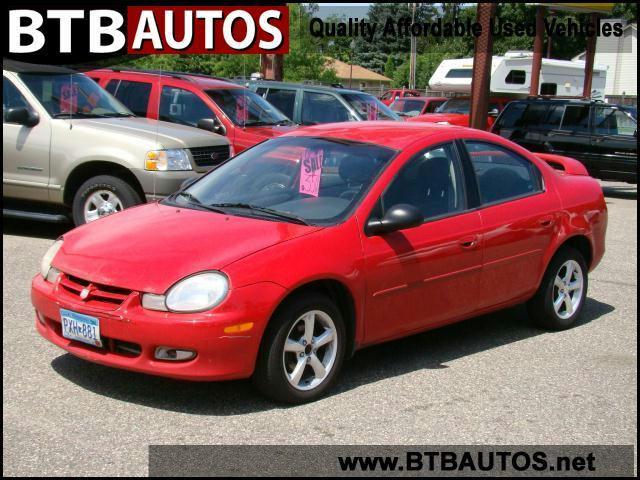 2002 dodge neon sxt for sale in hopkins minnesota. Black Bedroom Furniture Sets. Home Design Ideas