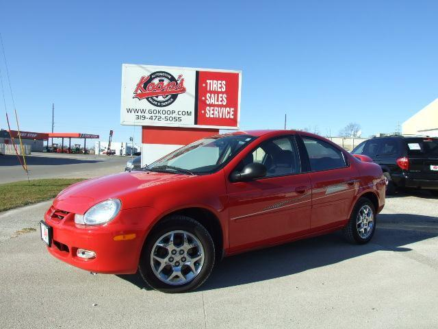 2002 dodge neon sxt for sale in vinton iowa classified. Black Bedroom Furniture Sets. Home Design Ideas