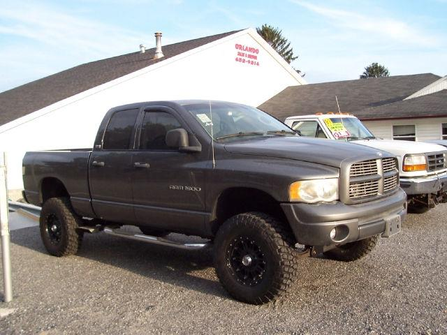2002 Dodge Ram 1500 SLT Quad Cab for Sale in Mount Morris