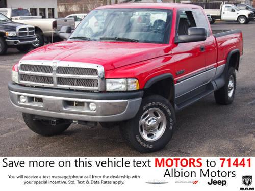 2002 Dodge Ram 2500 Quad Cab 4x4 Diesel Quad Cab Slt For