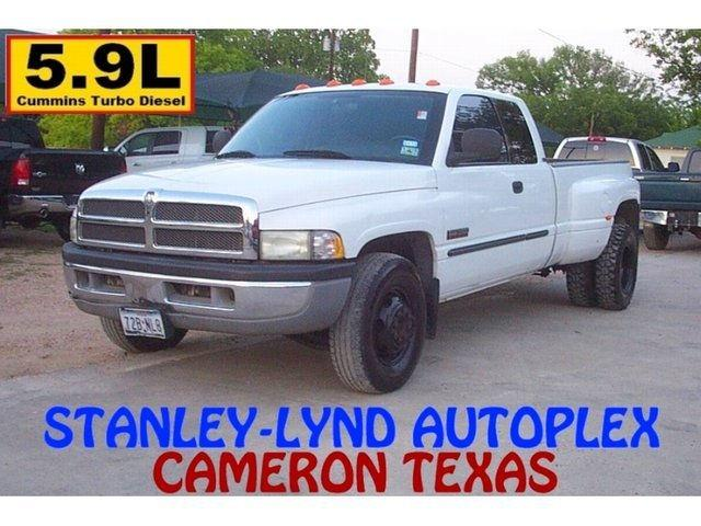 2002 dodge ram 3500 for sale in cameron texas classified. Black Bedroom Furniture Sets. Home Design Ideas