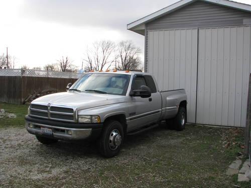 2002 dodge ram 3500 diesel dually slt quad cab laramie for sale in fostoria ohio classified. Black Bedroom Furniture Sets. Home Design Ideas