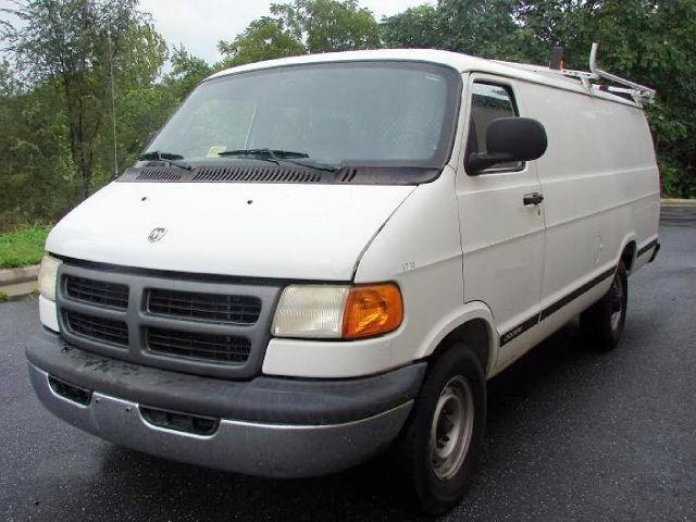 2002 dodge ram van 3500 for sale in harrisonburg virginia classified. Black Bedroom Furniture Sets. Home Design Ideas