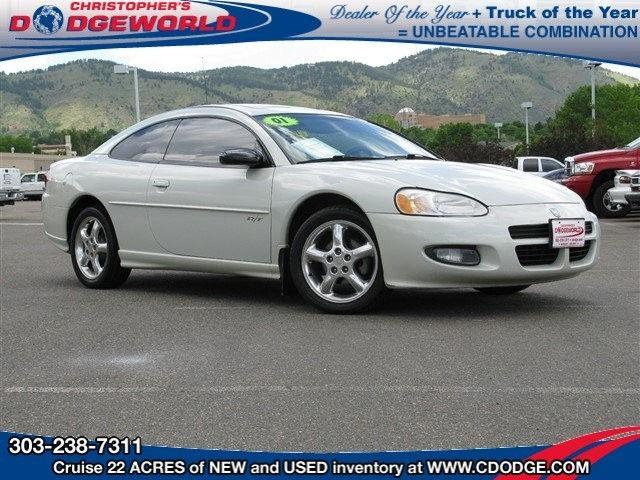 2002 dodge stratus r t for sale in golden colorado. Black Bedroom Furniture Sets. Home Design Ideas
