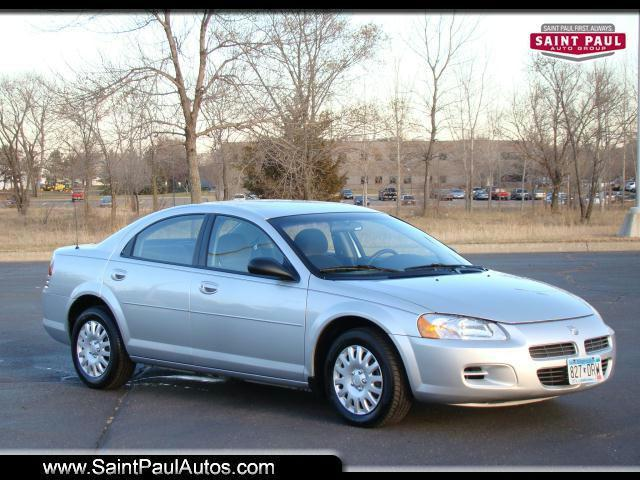 2002 dodge stratus se for sale in mounds view minnesota. Black Bedroom Furniture Sets. Home Design Ideas