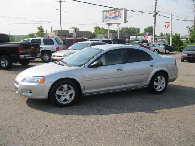 2002 dodge stratus se plus for sale in clinton township. Black Bedroom Furniture Sets. Home Design Ideas