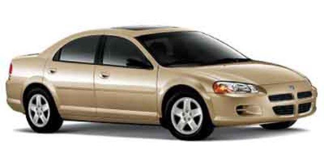 2002 Dodge Stratus SE SE 4dr Sedan