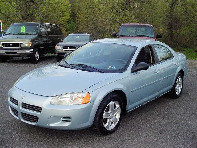 2002 dodge stratus sxt for sale in quakertown. Black Bedroom Furniture Sets. Home Design Ideas