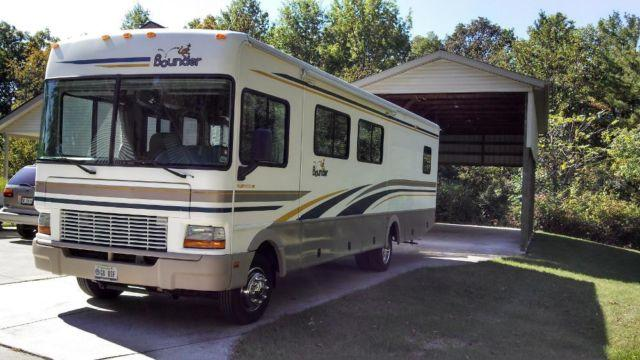 2002 Fleetwood Bounder Motorhome 2002 Motorhome In Fort Wayne In 4329864493 Used