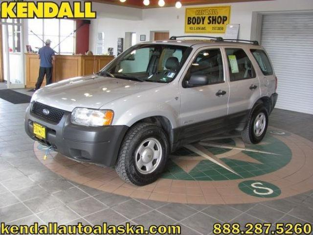 2002 ford escape xls for sale in anchorage alaska classified. Black Bedroom Furniture Sets. Home Design Ideas