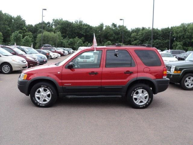 2002 ford escape xlt for sale in sioux falls south dakota classified. Black Bedroom Furniture Sets. Home Design Ideas