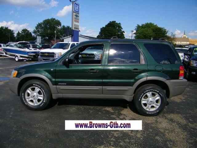 2002 ford escape xlt for sale in guttenberg iowa classified. Black Bedroom Furniture Sets. Home Design Ideas