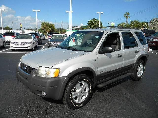2002 ford escape xlt for sale in pompano beach florida classified. Black Bedroom Furniture Sets. Home Design Ideas