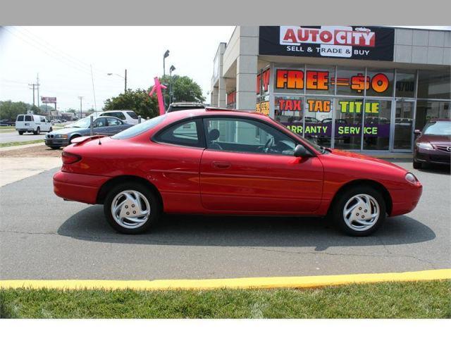 2002 Ford Escort For Sale In Charlotte North Carolina