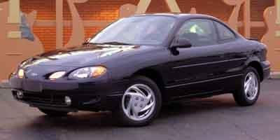 2002 Ford Escort ZX2 ZX2 2dr Coupe
