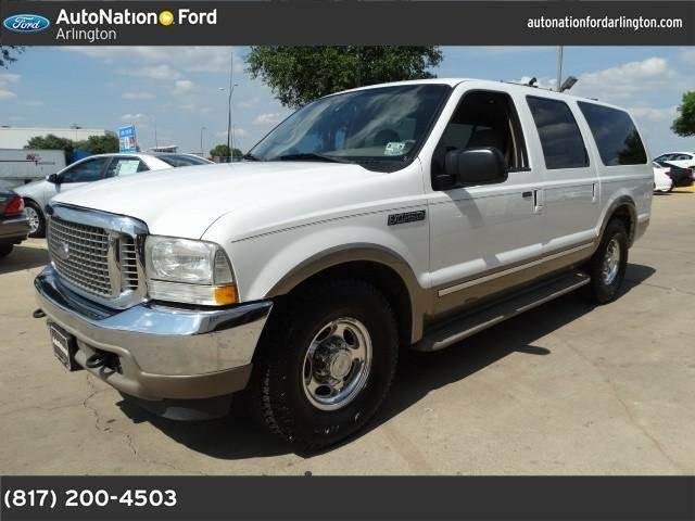 Ford Excursion Diesel 4x4 For Sale In Texas Classifieds Buy And Sell