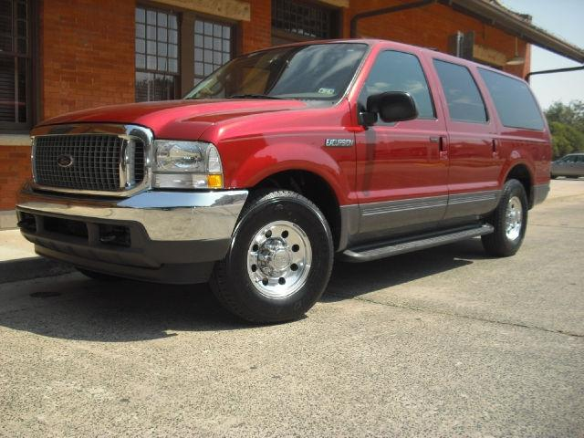 2002 ford excursion xlt for sale in gainesville texas classified. Cars Review. Best American Auto & Cars Review