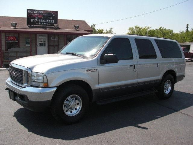 2002 ford excursion xlt for sale in burleson texas classified. Cars Review. Best American Auto & Cars Review