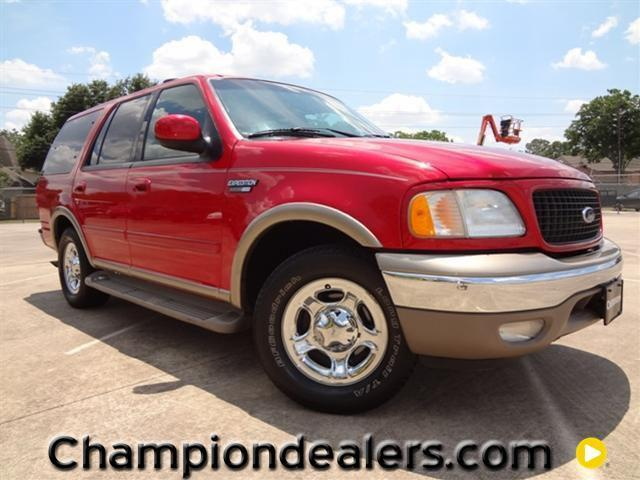 2002 ford expedition eddie bauer for sale in katy texas classified. Black Bedroom Furniture Sets. Home Design Ideas