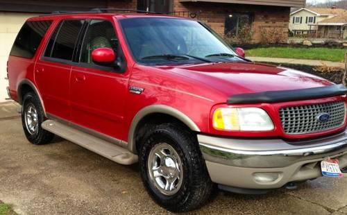 2002 ford expedition eddie bauer for sale in concord ohio classified. Black Bedroom Furniture Sets. Home Design Ideas