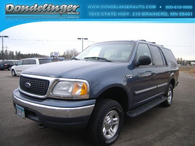 2002 ford expedition xlt for sale in brainerd minnesota classified. Black Bedroom Furniture Sets. Home Design Ideas