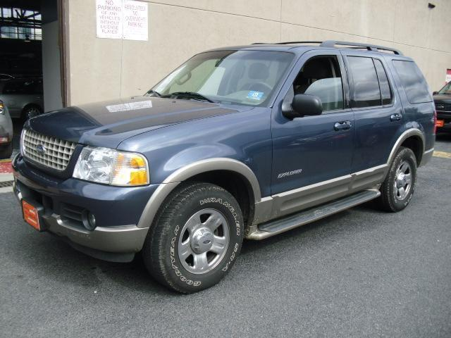 2002 ford explorer eddie bauer for sale in teterboro new. Black Bedroom Furniture Sets. Home Design Ideas