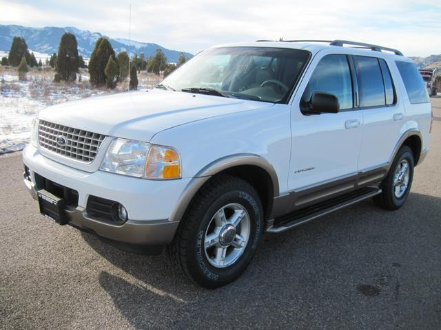 2002 ford explorer eddie bauer for sale in soda springs idaho. Cars Review. Best American Auto & Cars Review
