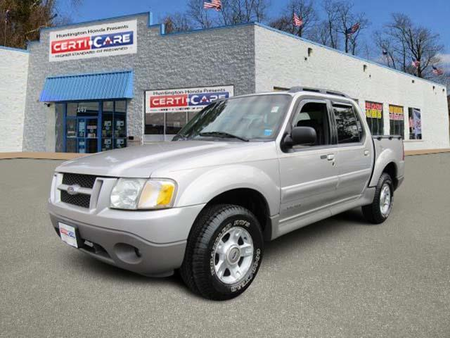 2002 Ford Explorer Sport Trac Value 4dr 4WD Crew Cab SB