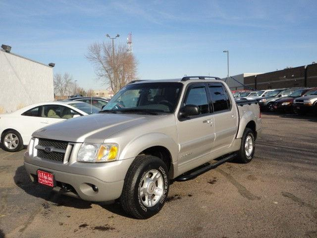 2002 ford explorer sport trac for sale in sioux falls south dakota. Black Bedroom Furniture Sets. Home Design Ideas